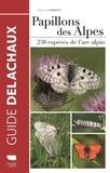 Gianluca Ferretti - Papillons des Alpes - 238 espèces de l'arc alpin.