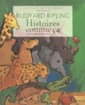 Rudyard Kipling - Histoires comme ça.