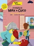 Aré et Caroline Attia - Les enquêtes de Max et Coco  : L'affaire des gateaux volés.