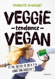 Charlotte Bousquet - Veggie tendance vegan.