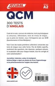 300 tests d'anglais. Niveau A2