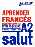 Anthony Bulger - Aprender francès A2 - Nivel Principiantes. 1 CD audio MP3