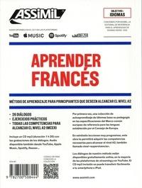 Aprender francès A2. Nivel Principiantes  avec 1 CD audio MP3