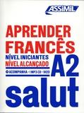 Anthony Bulger - Aprender francês A2 - Nivel Iniciantes. 1 CD audio MP3