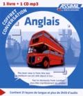 Anthony Bulger - Coffret conversation anglais. 1 CD audio MP3