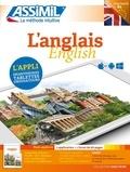 Anthony Bulger - L'anglais B2 - Pack applivre 1 application + 1 livret de 60 pages.