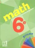 Nadine Jacob et Alain Sitbon - Math 6e.