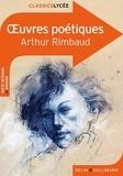 Arthur Rimbaud - OEuvres poétiques.