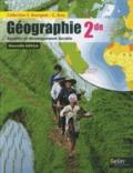 Serge Bourgeat et Catherine Bras - Geographie 2e - Société et développement durable.