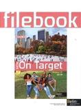 Jean-Louis Habert et Martine Hoyet - Anglais 2e New on Target - filebook.
