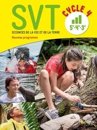 Alain Pothet et Samuel Rebulard - Sciences de la Vie et de la Terre Cycle 4 (5e/4e/3e).