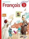 Florence Randanne - Français 3e L'envol des lettres.