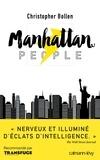 Christopher Bollen - Manhattan people.