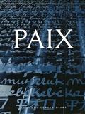 Clara Halter et Jean-Michel Wilmotte - Paix.