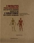 Gabrielle Finn - 3 minutes pour comprendre les 50 plus grands aspects de l'anatomie du corps humain.