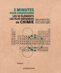 Eric Scerri - 3 minutes pour comprendre les 50 éléments les plus répandus en chimie.