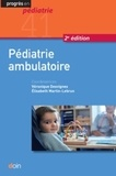 Véronique Desvignes et Elisabeth Martin-Lebrun - Pédiatrie ambulatoire.