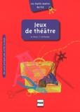 Marjolaine Pierré et Frédérique Treffandier - Jeux de théâtre.