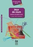 Camille Vorger et Dominique Abry - Jeux de slam - Ateliers de poésie orale.