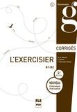 Christiane Descotes-Genon et Marie-Hélène Morsel - L'exercisier - Corrigés des exercices.