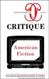 Philippe Roger et Béatrice Pire - Critique N° 675-676 août-sept : American fiction.