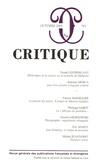 Fernand Hallyn et Jean-Yves Girard - Critique N° 701, octobre 2005 : .