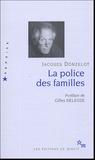 Jacques Donzelot - La police des familles.