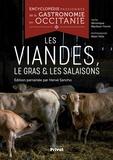 Véronique Maribon-Ferret et Alain Félix - Encyclopédie passionnée de la gastronomie en Occitanie - Les viandes, le gras & les salaisons.