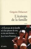 Grégoire Delacourt - L'écrivain de la famille.