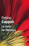 Le livre de Memory / Petina Gappah | Gappah, Petina (1971-....)