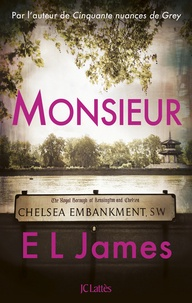 E L James - Monsieur.