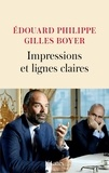 Edouard Philippe et Gilles Boyer - Impressions et lignes claires.