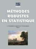 Jean-Jacques Droesbeke et Gilbert Saporta - Méthodes robustes en statistique.