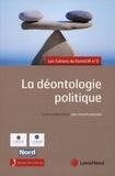 Jean-Philippe Derosier - La déontologie politique - 5e Forum International sur la Constitution et les Institutions politiques - 20, 21 et 22 juin 2019.