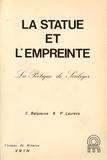 Claudie Balavoine et Pierre Laurens - La statue et l'empreinte - La poétique de Scaliger.