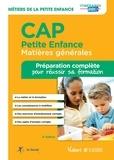 Emmanuelle Pouydebat - CAP Petite enfance Matières générales.