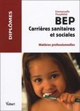 Emmanuelle Pouydebat - BEP Carrières sanitaires et sociales - Matières professionnelles.