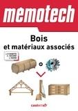 """Claude Hazard et Jean-Pierre Barette - Bois et matériaux associés - Du Bac Pri aux BTS de la filière """"bois""""."""