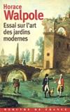 Horace Walpole - .