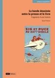 Benoît Peeters - La bande dessinée entre la presse et le livre - Fragments d'une histoire.