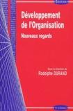 Développement de l'organisation : nouveaux regards | Durand, Rodolphe