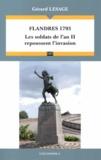 Gérard Lesage - Flandres 1793 - Les soldats de l'an II repoussent l'invasion.