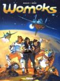 Boulet et  Reno - Womoks Tome 1 : Mutant suspend ton vol.