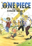 Eiichirô Oda - One Piece Color Walk Tome 1 : .