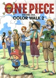 Eiichirô Oda - One Piece Color Walk Tome 2 : .