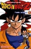 Akira Toriyama - Dragon Ball Z 1re partie : Les Saïyens - Tome 1.