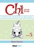 Konami Kanata - Chi, une vie de chat Tome 5 : .