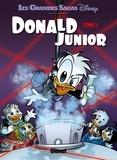 Stefano Ambrosio et  Disney - Donald Junior Tome 1 : .