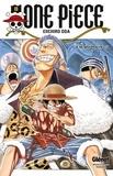 """Eiichirô Oda - One Piece Tome 8 : """"Je ne mourrai pas !""""."""