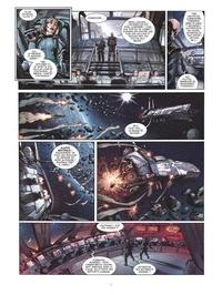 Colonisation Tome 1 Les naufragés de l'espace